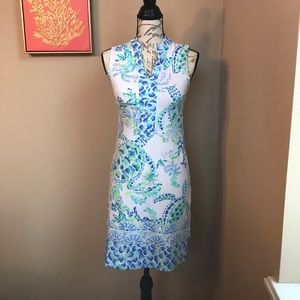 Lilly Pulitzer Larsen Shift Dress